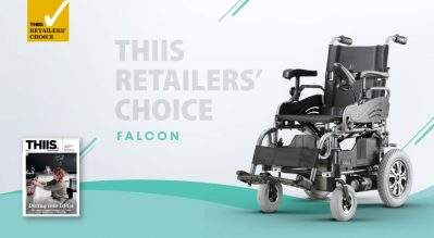 Falcon Named Retailers' Choice!