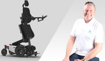 KARMA's Innovation; Power Functions in KARMA Wheelchairs